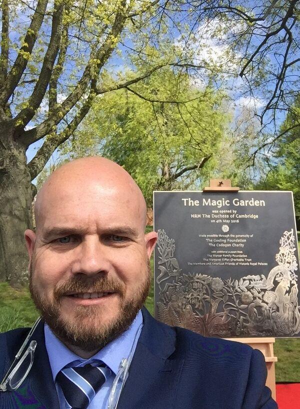 Ken Magic Garden