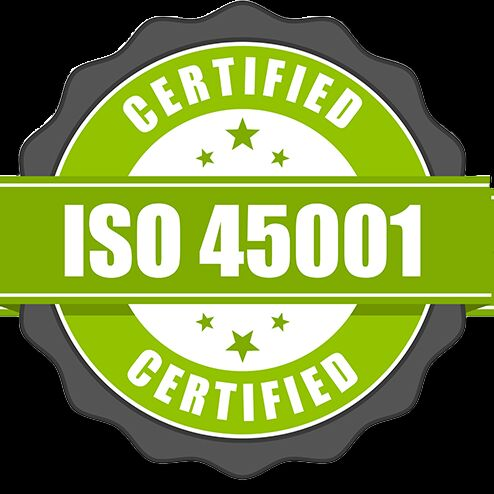 ISO45001 Stamp