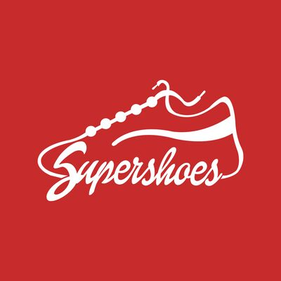 Supershoes logo square red