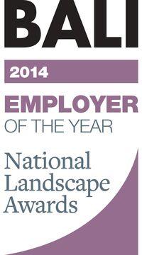 BALI Employer of the Year Award Logo