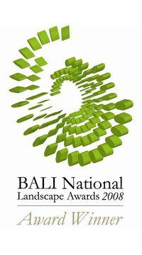 BALI Award Winner Award Logo