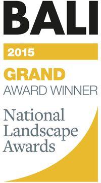 BALI Grand Award Winner Award Logo