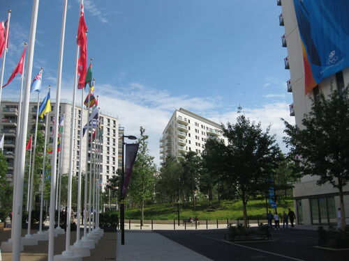 Athletes Village 12 08 01 017