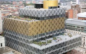 Birmingham Library BL2