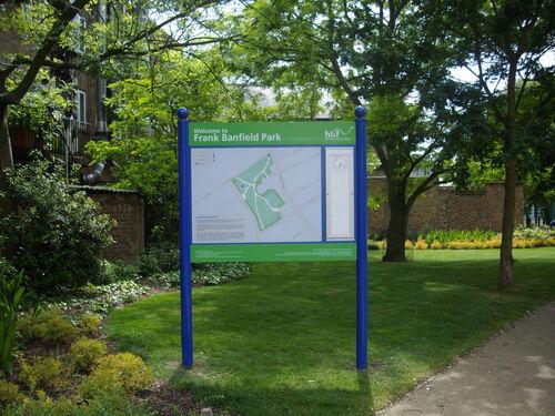 Frank Banfield Park IMGP0429