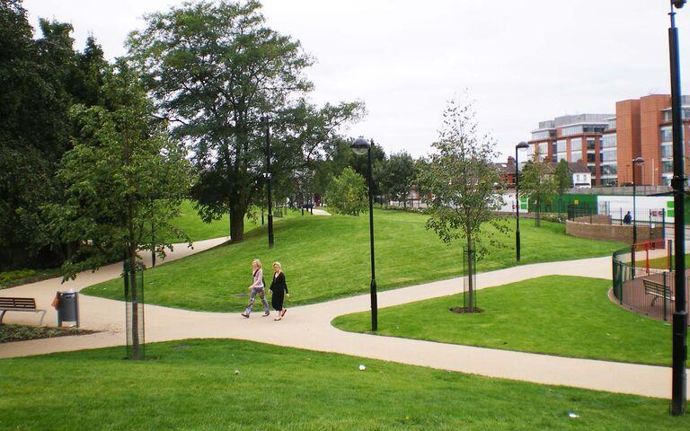 Frank Banfield Park IMGP1347