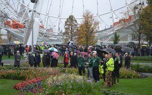 Jubilee garden people