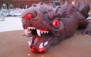 Magic Garden Lights Dragon min