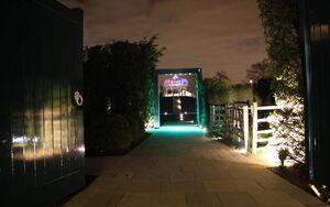Magic Garden Lights Entrance min