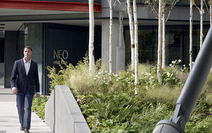 NEO Bankside Concierge BL