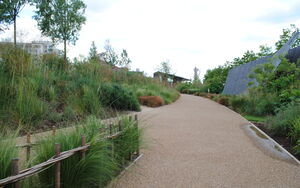Queen Elizabeth Olympic Park North Hub DSC 0517