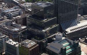 Ropemaker Roof Terrace aerial 01
