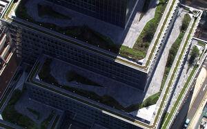 Ropemaker Roof Terrace aerial 06