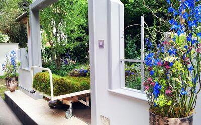 33 Chelsea Flower Show 2016 Garden Bed